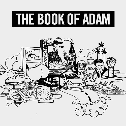 The Book of Adam von A-1