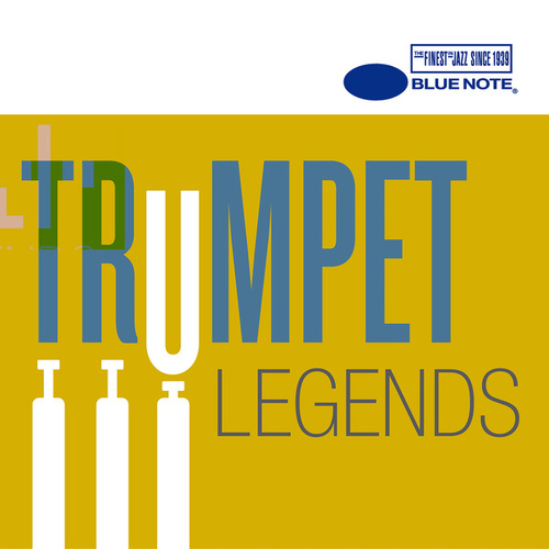 Blue Note Trumpet Legends von Various Artists