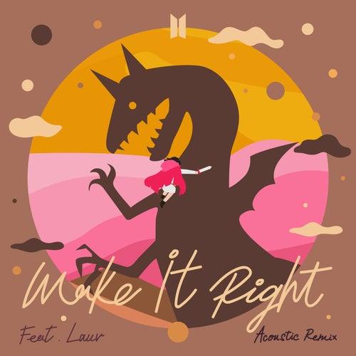 Make It Right (feat. Lauv) [Acoustic Remix] de BTS
