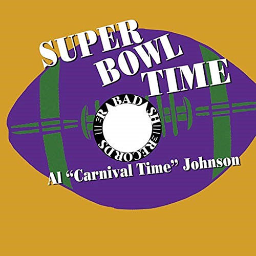 Super Bowl Time de Al Johnson
