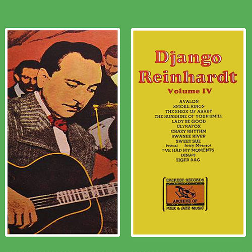 Volume IV by Django Reinhardt