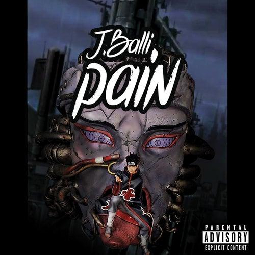 Pain by J Balli