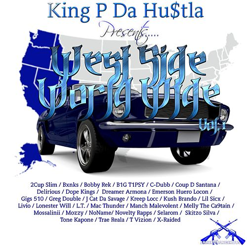 West Side World Wide, Vol. 1 by Various Artists