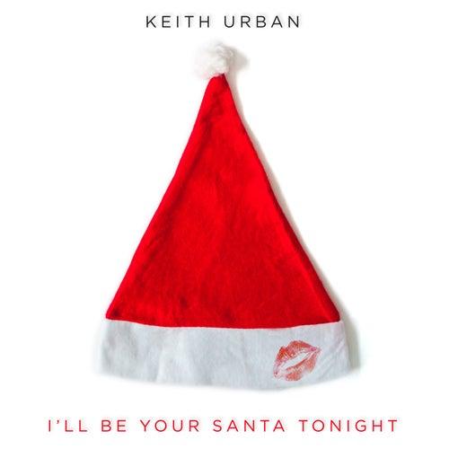 I'll Be Your Santa Tonight de Keith Urban