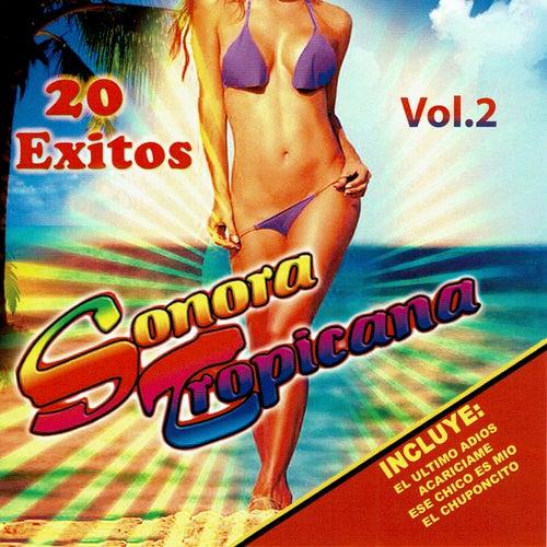 20 Éxitos Incluye: El Último Adiós La Ex La Loba de Sonora Tropicana