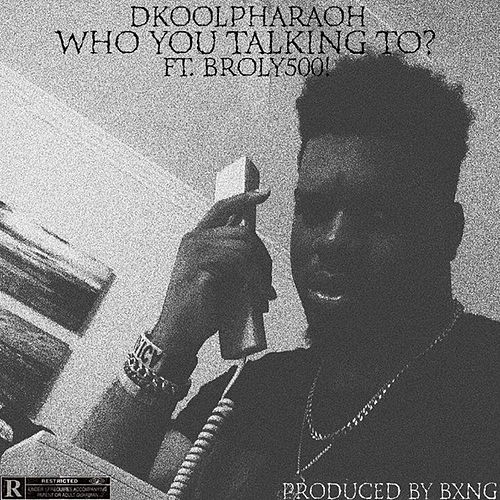 Who You Talking To de Dkoolpharaoh