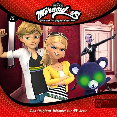 Folge 15: Riposte / Party mit Folgen (Das Original-Hörspiel zur TV-Serie) von Miraculous