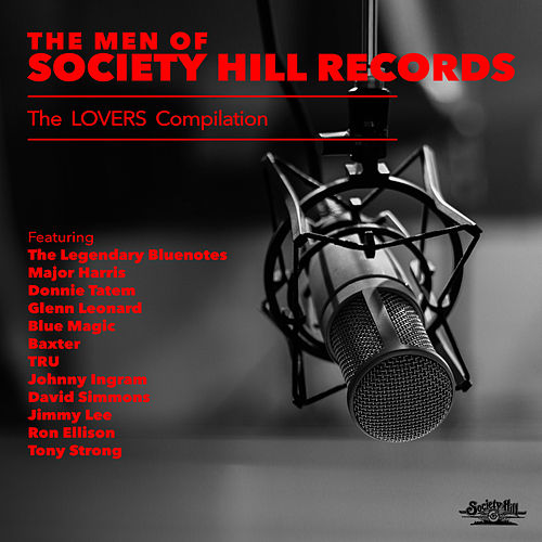 The Men of Society Hill Records - the Lovers Compilation by Various Artists