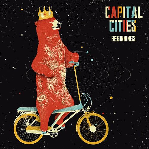 Beginnings van Capital Cities