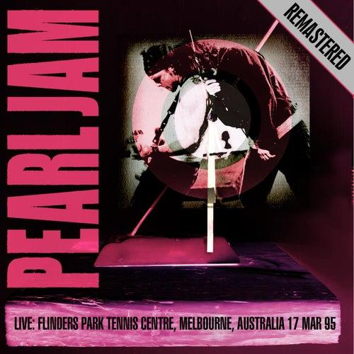 Live: Flinders Park Tennis Centre, Melbourne, Australia 17 Mar 95 de Pearl Jam