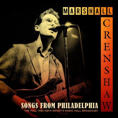Songs From Philadelphia de Marshall Crenshaw