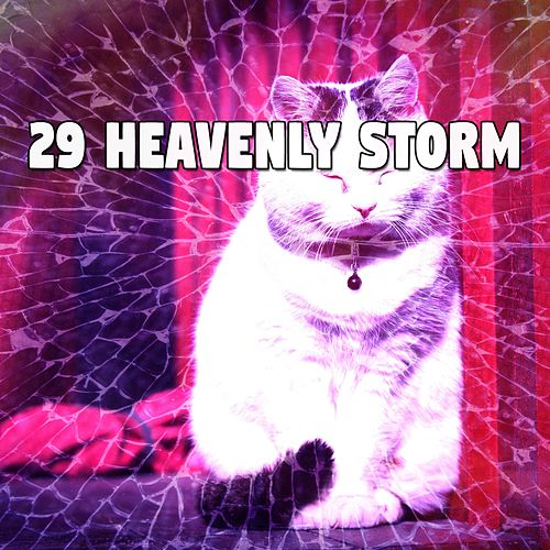 29 Heavenly Storm de Rain Sounds Nature Collection