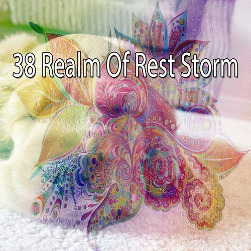 38 Realm of Rest Storm by Relaxing Rain Sounds