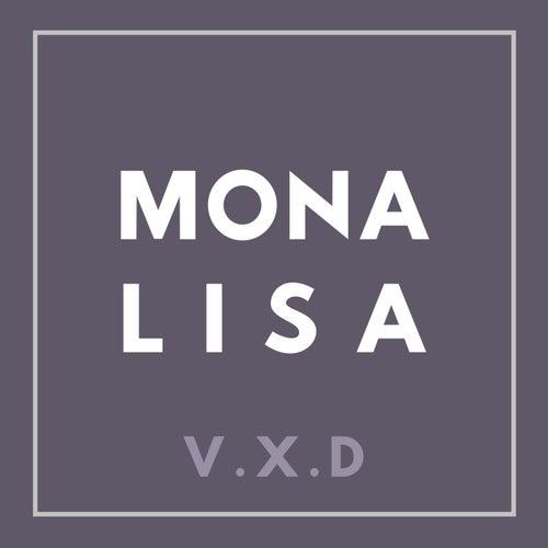 Mona Lisa by V.X.D
