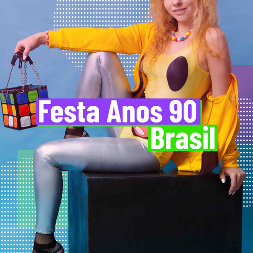Festa Anos 90 Brasil de Various Artists