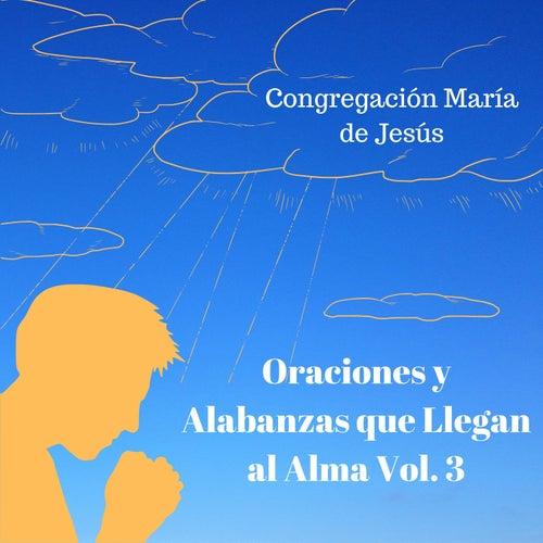 Oraciones y Alabanzas Que Llegan al Alma, Vol. 3 de Congregación María De Jesús