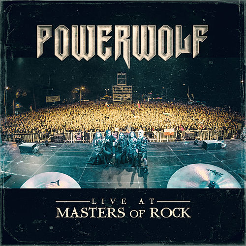Live at Masters of Rock by Powerwolf
