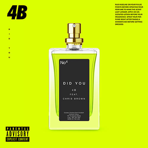 Did You by 4B