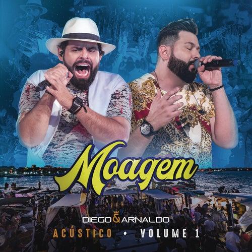 Moagem Acústico Vol.1 de Diego & Arnaldo