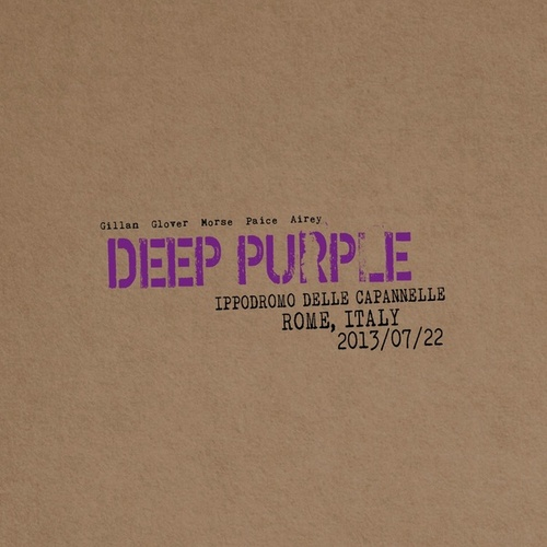 Live in Rome 2013 by Deep Purple