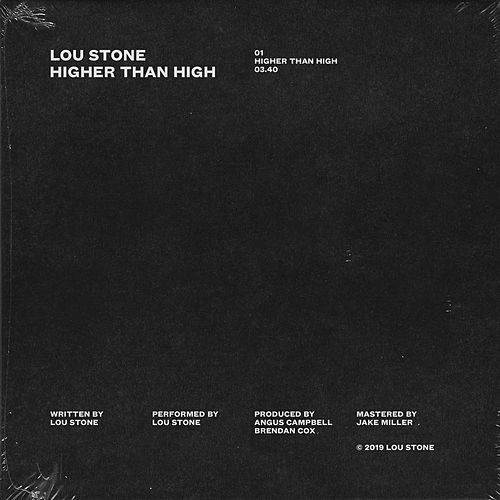 Higher Than High by Lou Stone