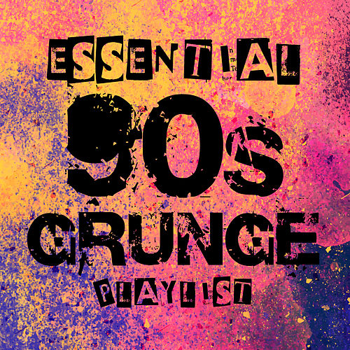 Essential 90s Grunge Playlist von Harley's Studio Band