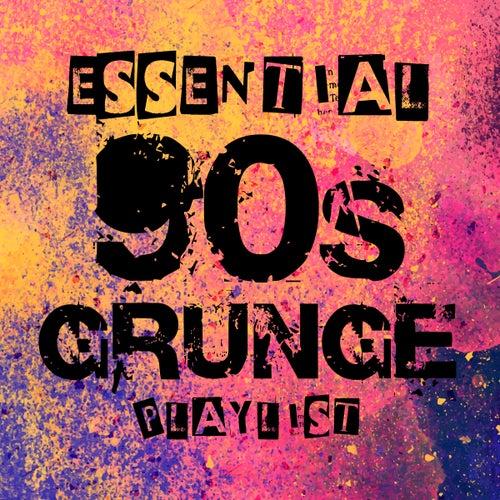 Essential 90s Grunge Playlist by Harley's Studio Band