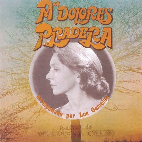 Canciones De J.A.Jiminez by Maria Dolores Pradera