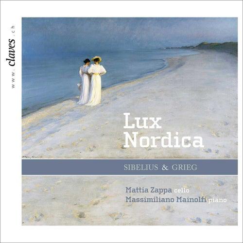LUX NORDICA - Sibelius & Grieg von Mattia Zappa