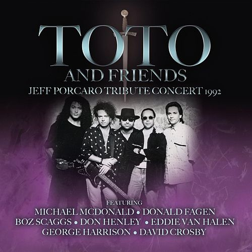 Jeff Porcaro Tribute Concert 1992 by TOTO