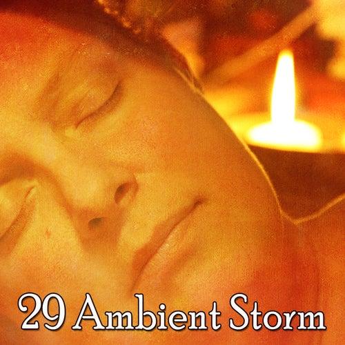 29 Ambient Storm de Rain Sounds and White Noise
