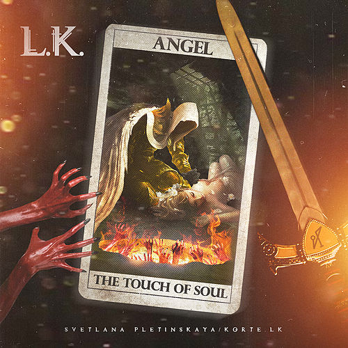 Angel the Touch of Soul de Svetlana Pletinskaya