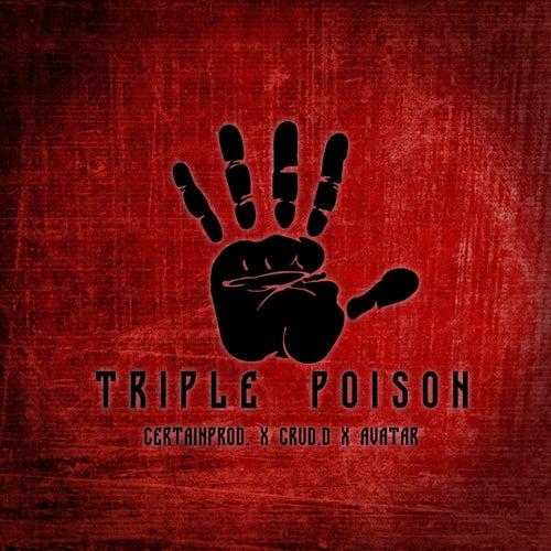 Triple Poison by Certainprod.