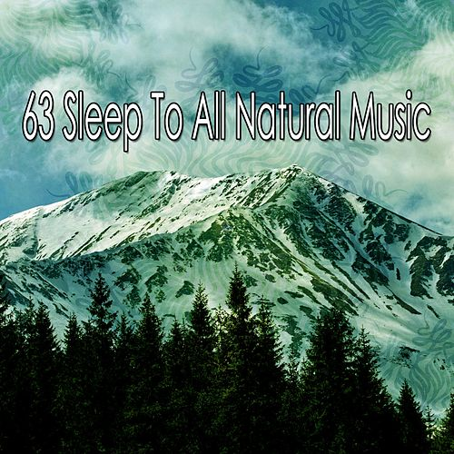 63 Sleep to All Natural Music by Relaxing Music Therapy