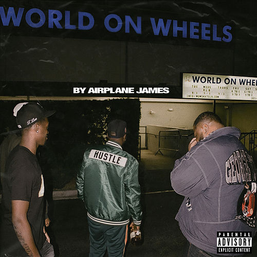 World on Wheels von Airplane James