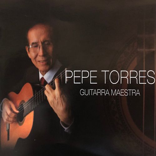 Guitarra Maestra de Pepe Torres