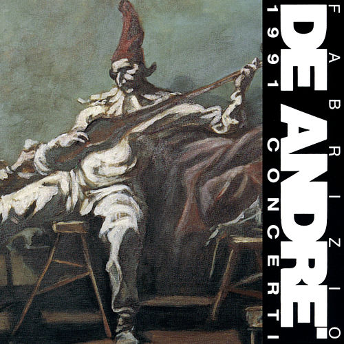 1991 Concerti di Fabrizio De André