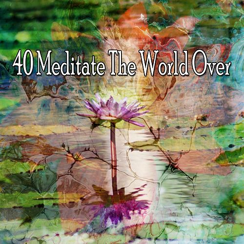 40 Meditate the World Over by Yoga Music