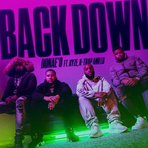 Back Down von Donaeo