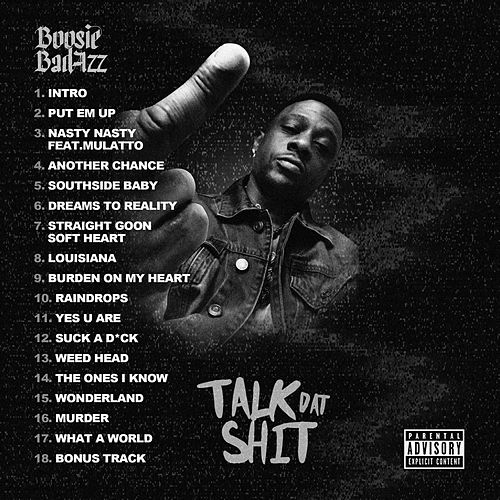 Talk Dat Shit von Boosie Badazz