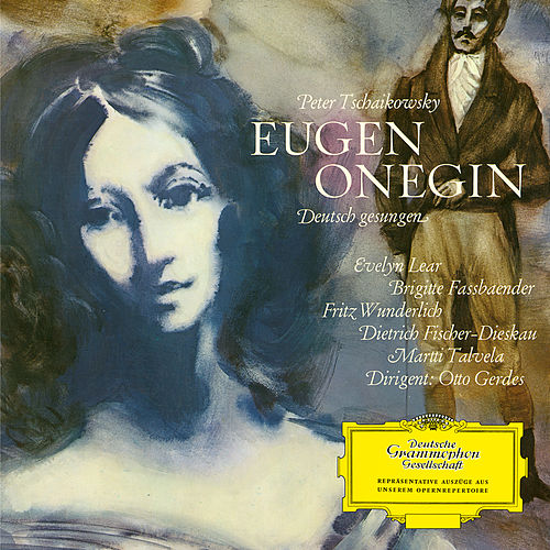 Tchaikovsky: Eugene Onegin, Op. 24 - Highlights (Sung in German) von Evelyn Lear