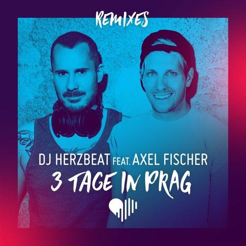 3 Tage in Prag (Remixes) by DJ Herzbeat