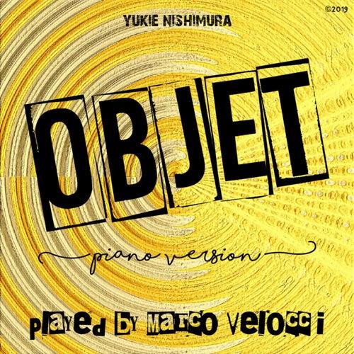 Objet (Piano version) de Marco Velocci