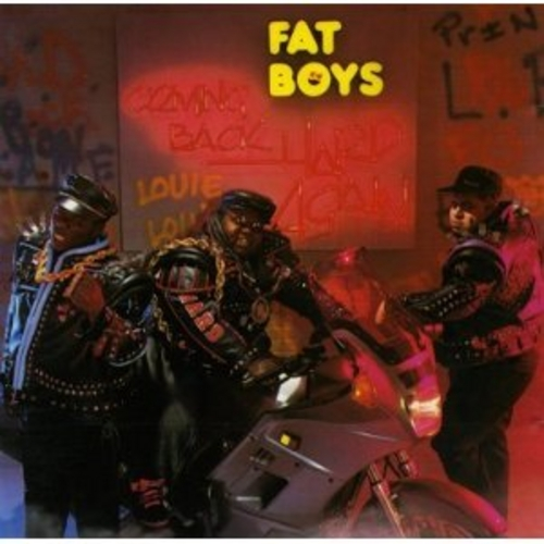 Coming Back Hard Again de Fat Boys