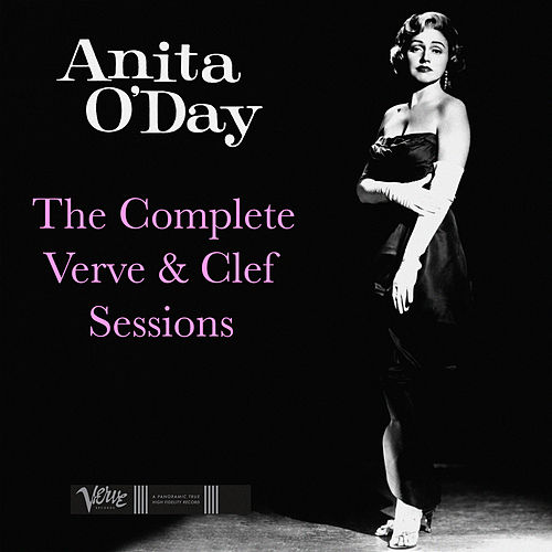 The Complete Anita O'Day Verve-Clef Sessions by Anita O'Day