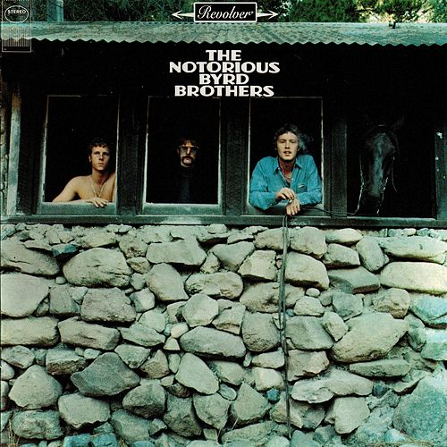 The Notorious Byrd Brothers de The Byrds