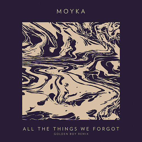 All The Things We Forgot (The Golden Boy Remix) (The Golden Boy Remix) by Moyka