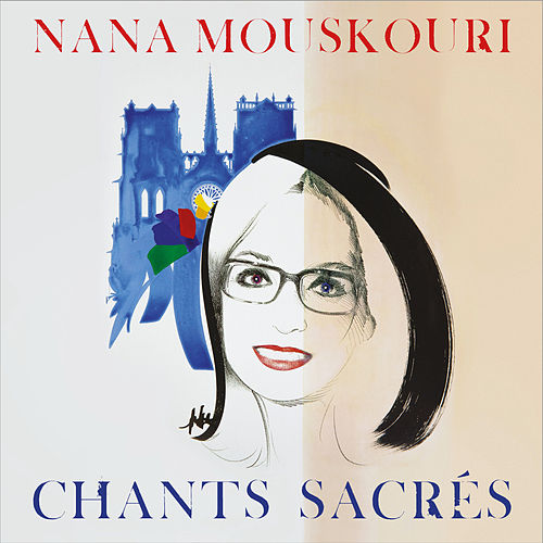 Chants sacrés by Nana Mouskouri