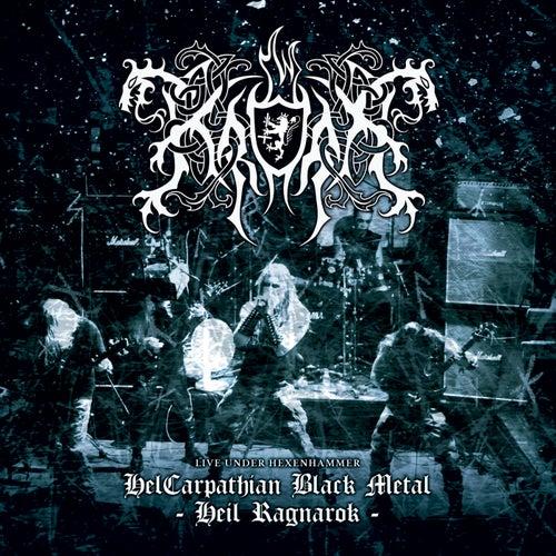Live Under Hexenhammer - Heil Ragnarok! de Kroda