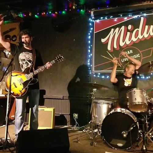 Unscathed: Live at the Midway Cafe de The Wood Floors